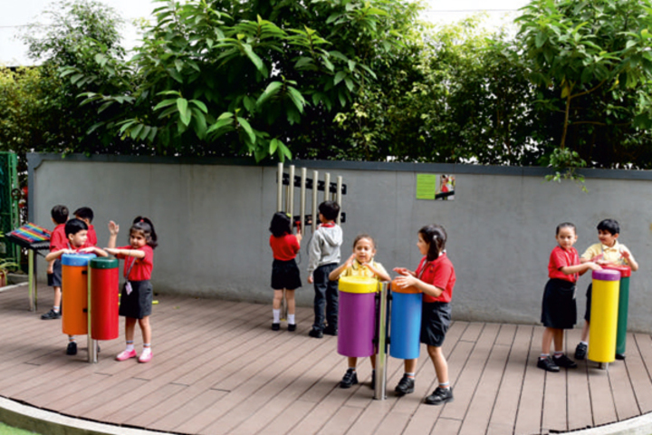 Elpro International School-Music