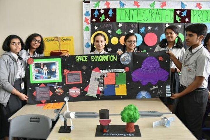 Elpro International School-Project Work