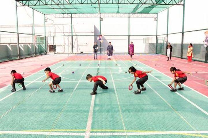 Elpro International School-Sports Day