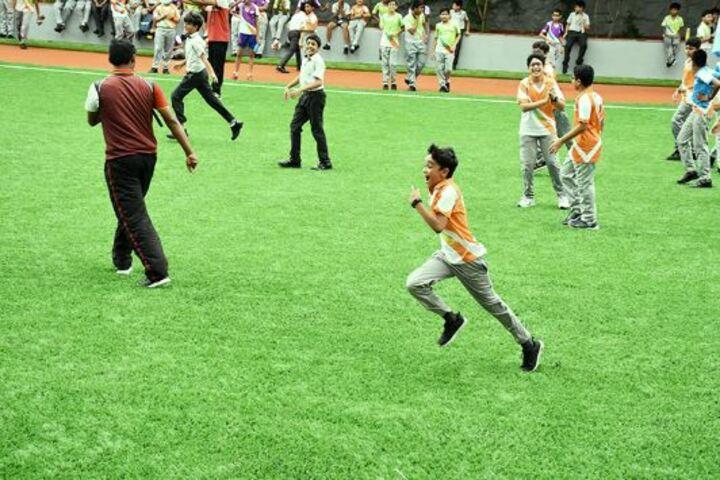 Elpro International School-Sports