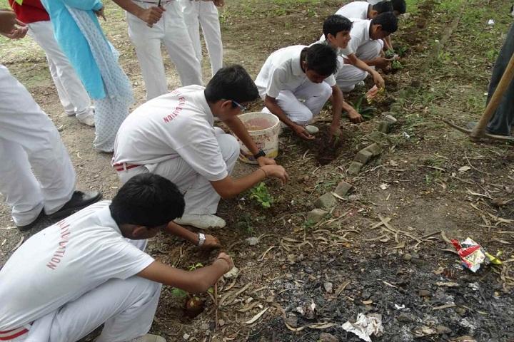Godavari Foundations Godavari English Medium School-Activity