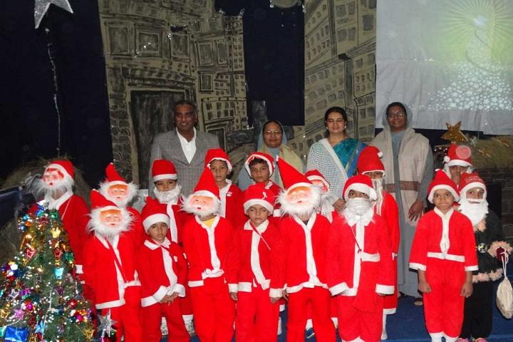 Godavari Foundations Godavari English Medium School-Christmas Celebrations