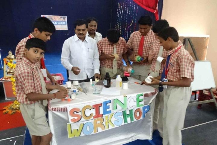Godavari Foundations Godavari English Medium School-Workshop