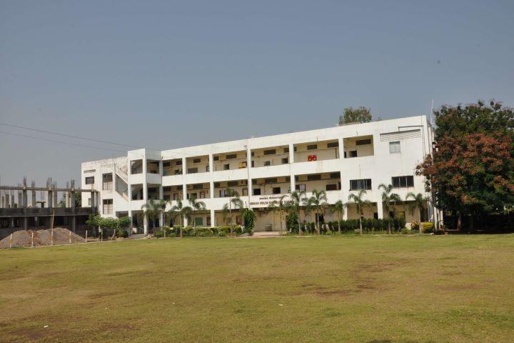 Godavari Foundations Godavari English Medium School-School Building