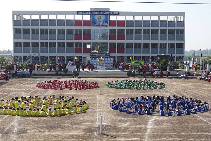 Golden Days Universal School-Sports Day