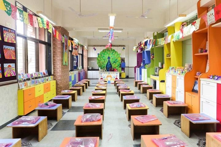 Gopals Garden High School-Art And Craft Room