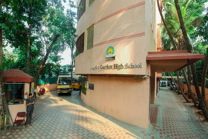 Gopals Garden High School-Building