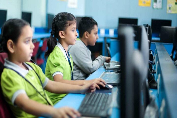 Gopals Garden High School-Computer Lab