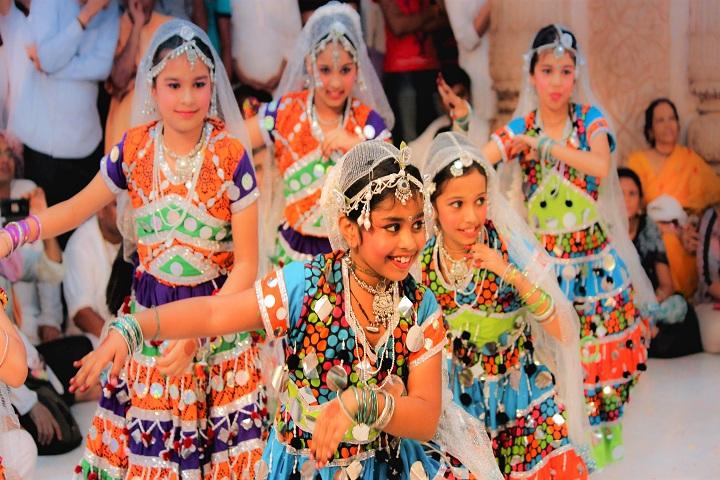 Gopals Garden High School-Cultural Fest