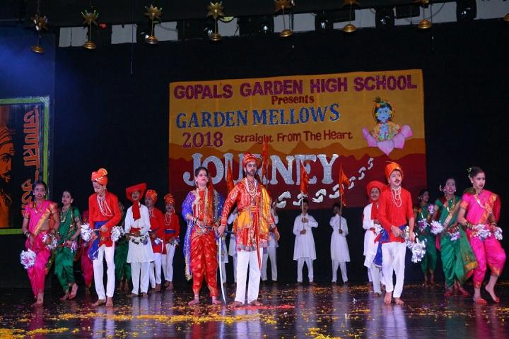 Gopals Garden High School-Annual Day