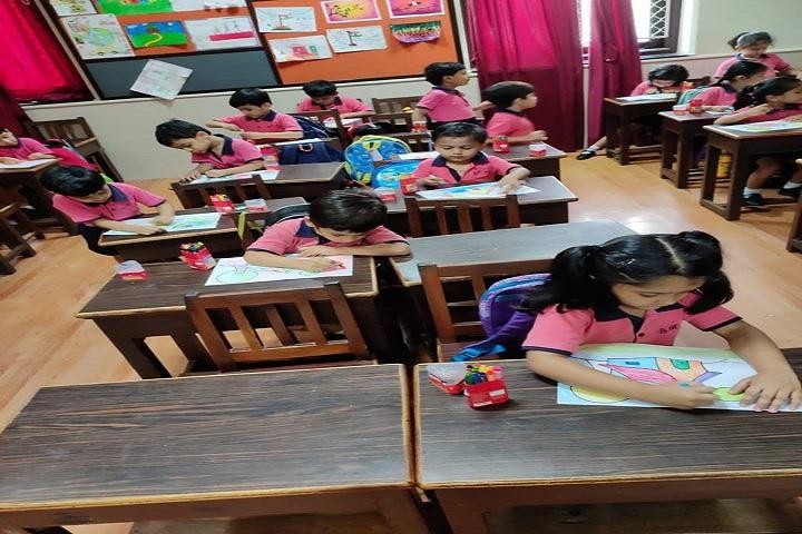 Gopi Birla Memorial School-Activity