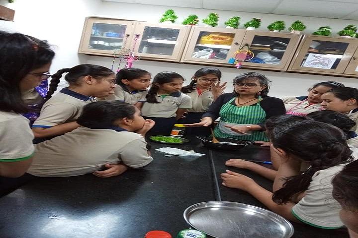 Gopi Birla Memorial School-Classroom Activity