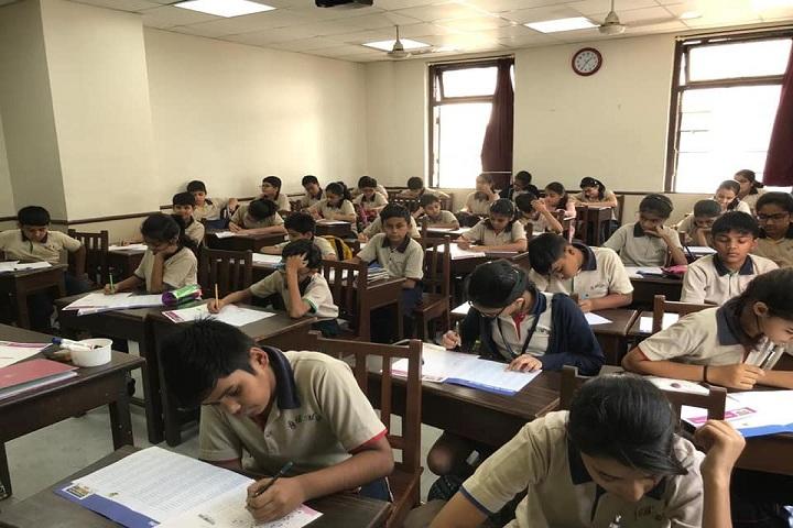 Gopi Birla Memorial School-Classroom