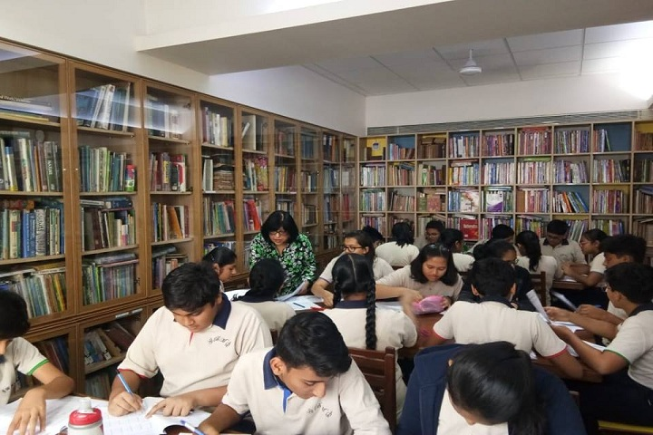 Gopi Birla Memorial School-Library
