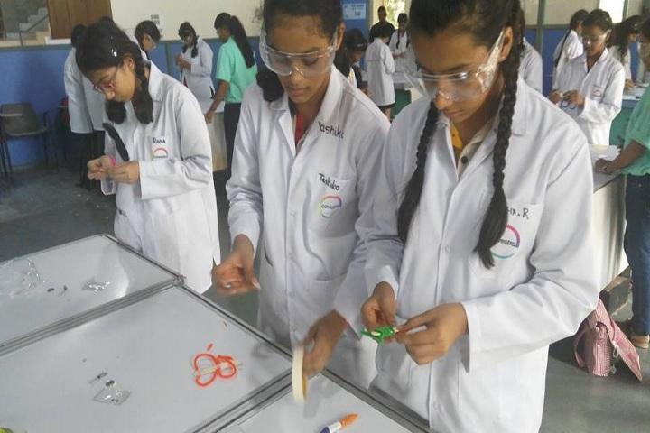 Gopi Birla Memorial School-Workshop