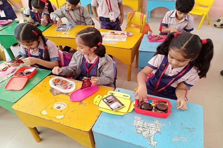 Greenfingers Global School-Activity