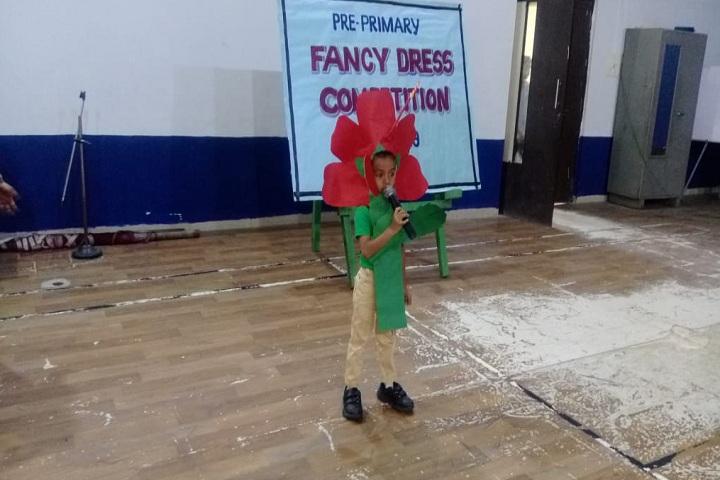 Greenfingers Global School-Fancy Dress