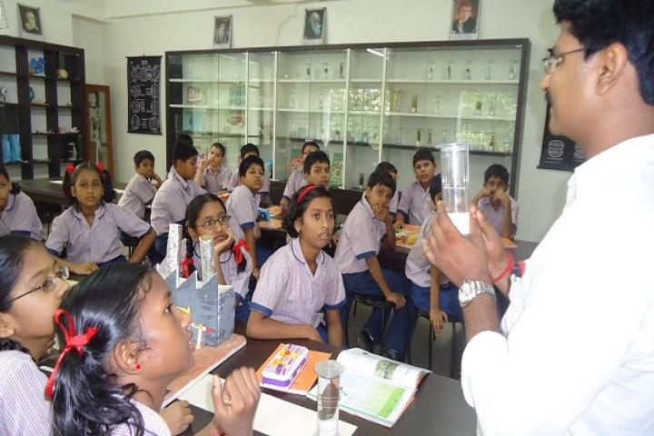Greenfingers Global School-Biology Lab