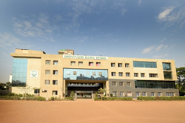Greenfingers Global School-School Building