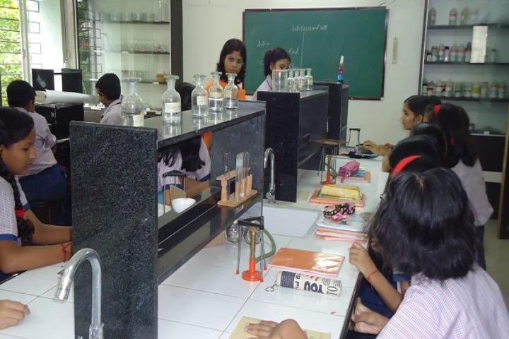 Greenfingers Global School-Chemistry Lab