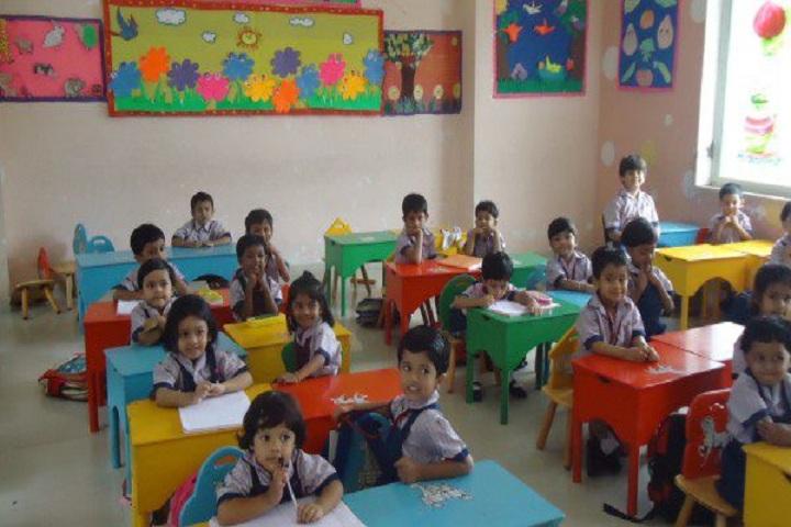 Greenfingers Global School-Classroom