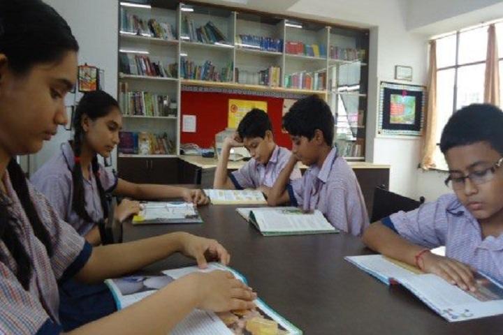 Greenfingers Global School-Library