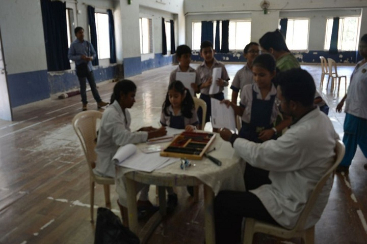 Greenfingers Global School-Medical Checkup