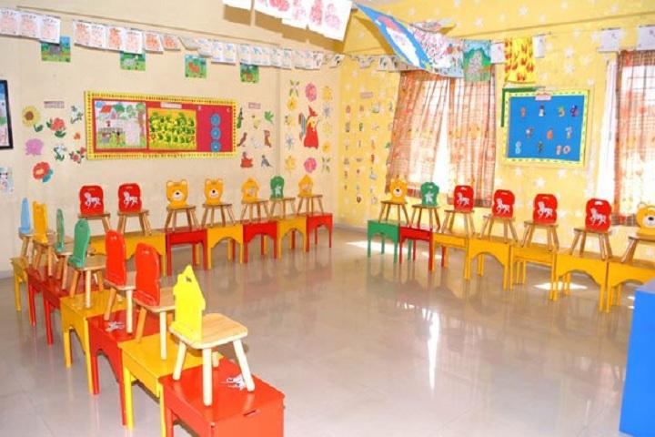 Greenfingers Global School-Kindergarten