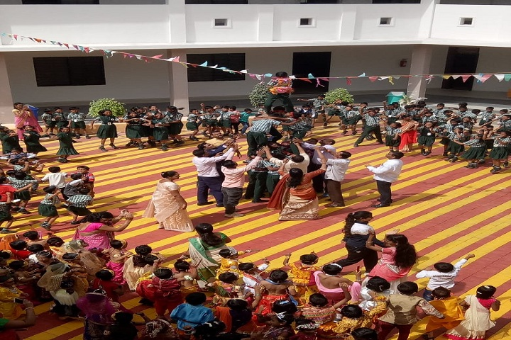 Gurukul Dnyanpeeth School-Janmashtami