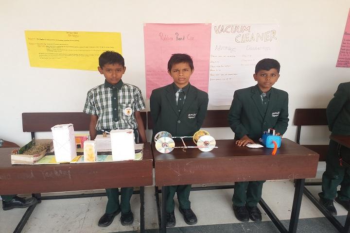 Gurukul Dnyanpeeth School-Exhibition