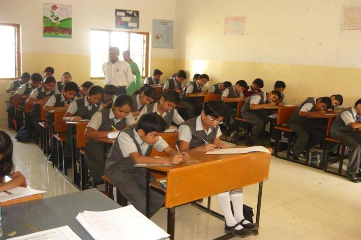 Gurukul English School-classroom