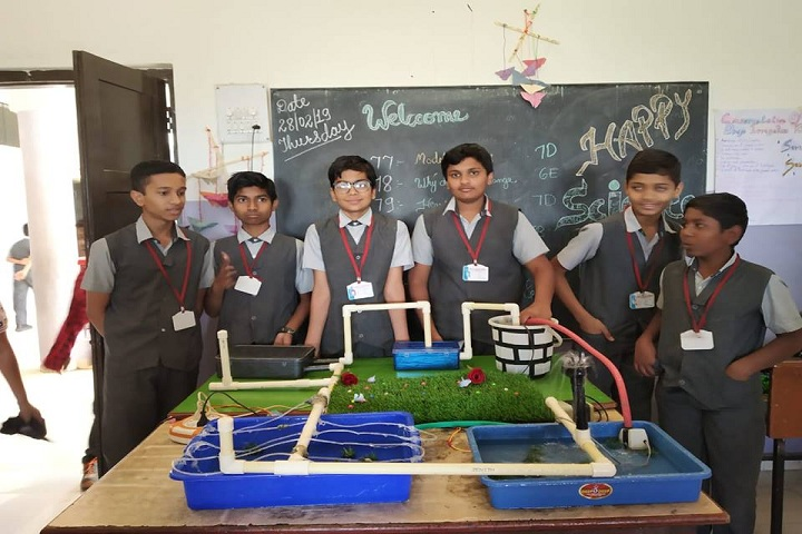 Gurukul English School-exhibition