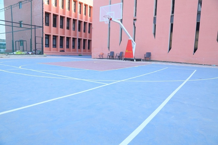 Gurukul Olympiad School-Play Area