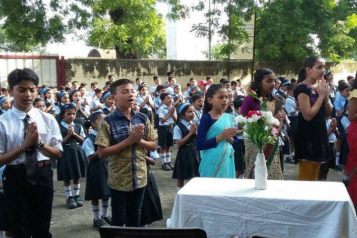 Hadas English Medium School-Assembly