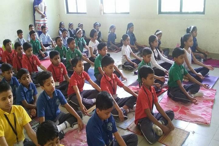 Hadas English Medium School-Yoga