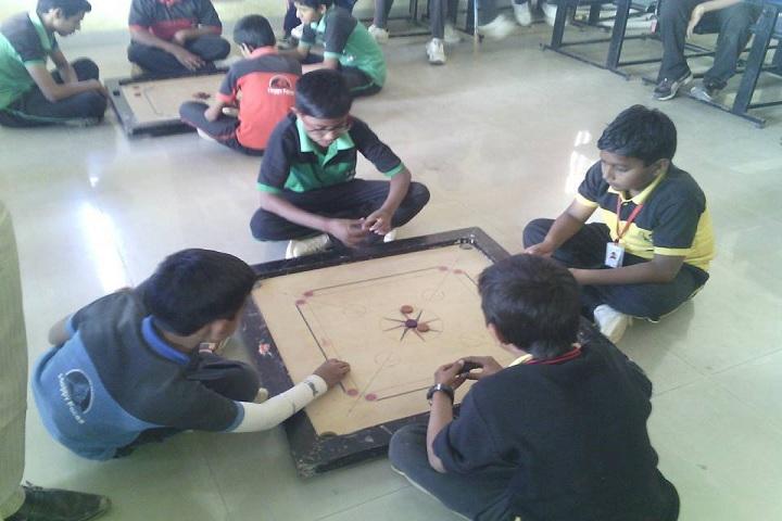 Happy Faces The Concept School-Indoor Games