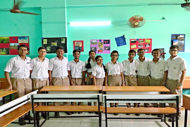 Harmony International School-Group Photo