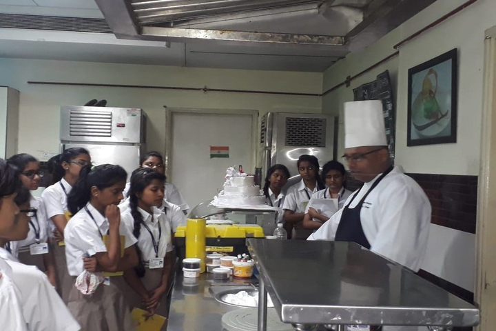 Harmony International School-Industrial Visit