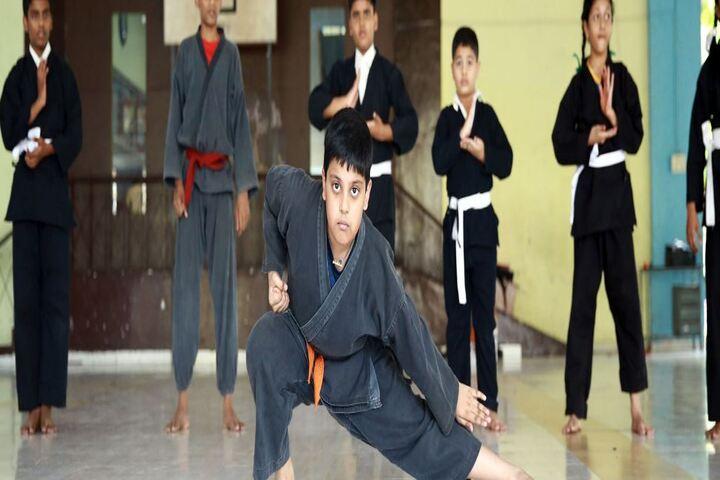Harmony International School-Karate