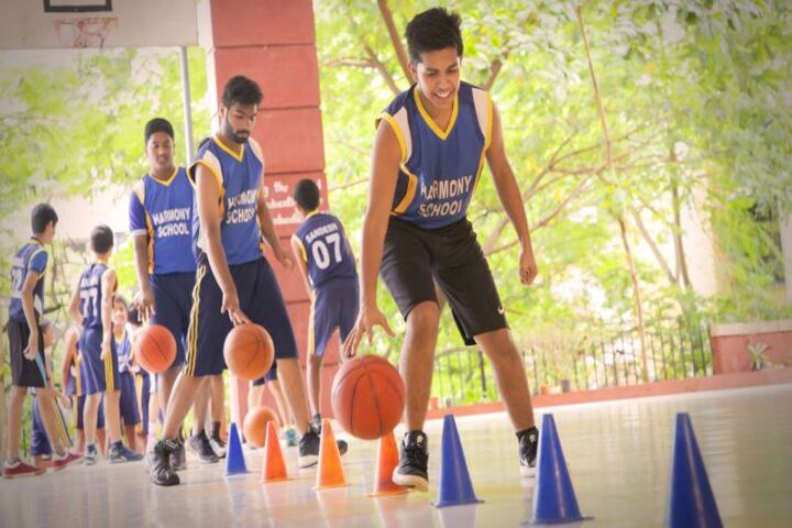 Harmony International School-Sports