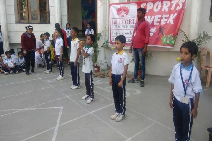 Hillfort Public School-Activity