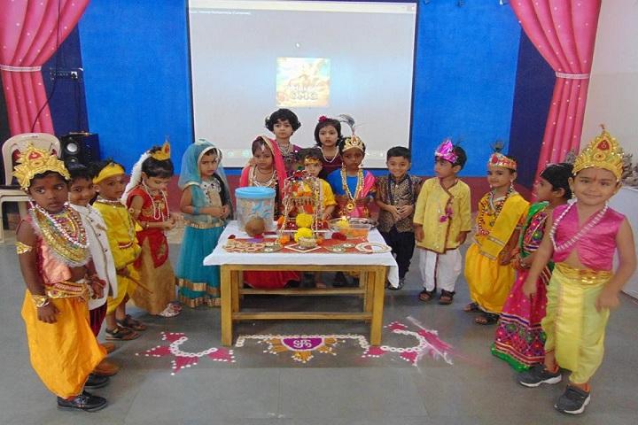 Hillfort Public School-Festival Celebration
