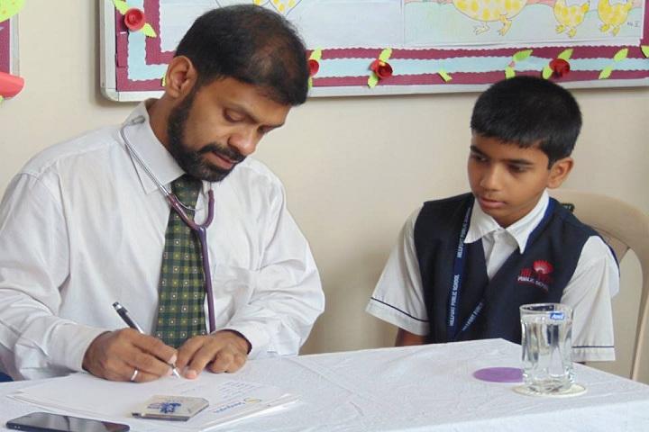 Hillfort Public School-Medical Checkup