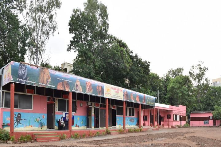 Hind English Medium School-Campus
