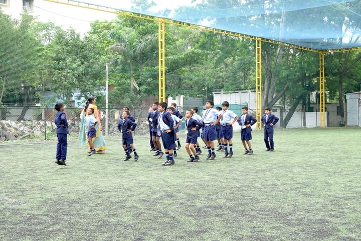Hind English Medium School-Physical Training