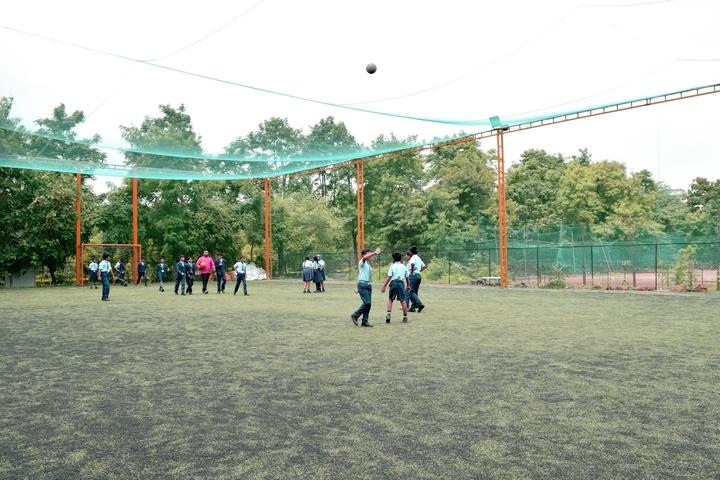 Hind English Medium School-Playground