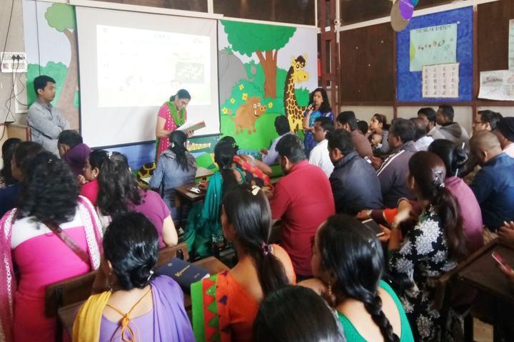 Hind English Medium School-Parental Seminar