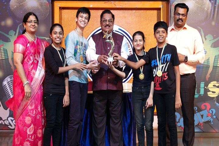 Holy Angels School and Junior College-Awards