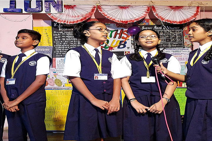 Holy Angels School and Junior College-Club Activities