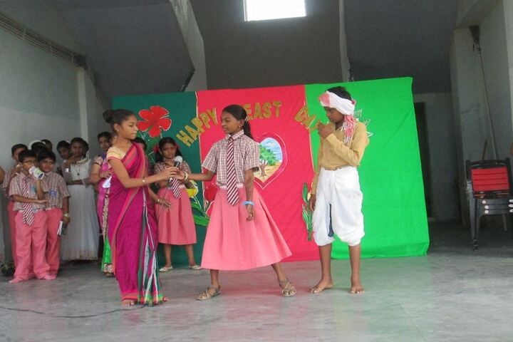 Holy Family Convent School-Drama